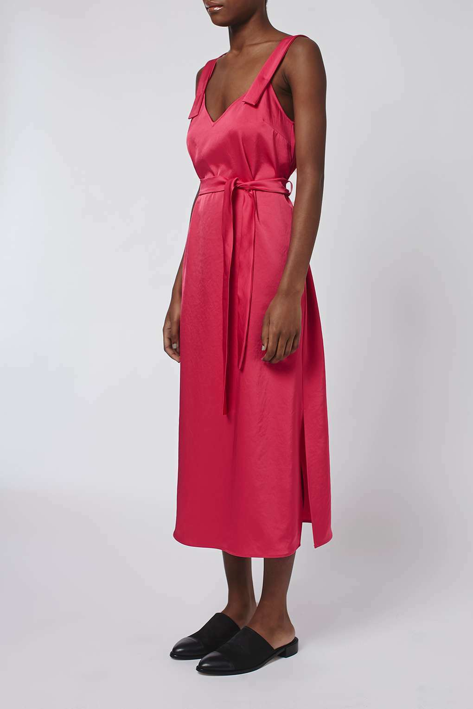Topshop Satin Slip Dress By Boutique RRP RRP RRP .00 Size 6 34 US 2 b3cf62