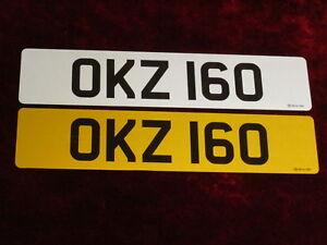 OKZ-160-Cherished-Number-Plate-Dateless-Numberplate-OKZ160