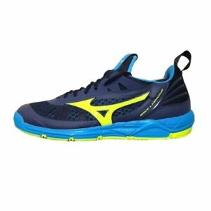 102dfe8c970 Mizuno Wave Luminous Unisex's Volleyball / Indoor Shoes V1GA182047 A ...