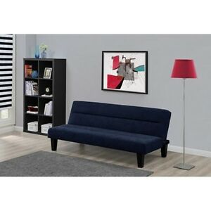 Image Is Loading Microfiber Futon Sofa Couch Sleeper 6 034 Mattress