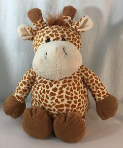 Circo-Brown-Giraffe-Plush-18-034-Stuffed-Animal-Plush