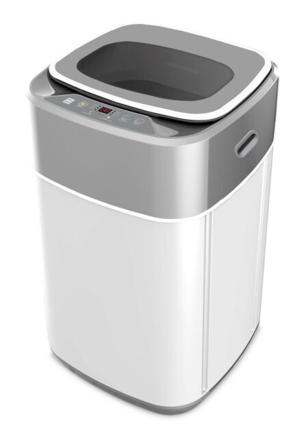 Portable Washer White ft RCA RPW091 0.9 cu