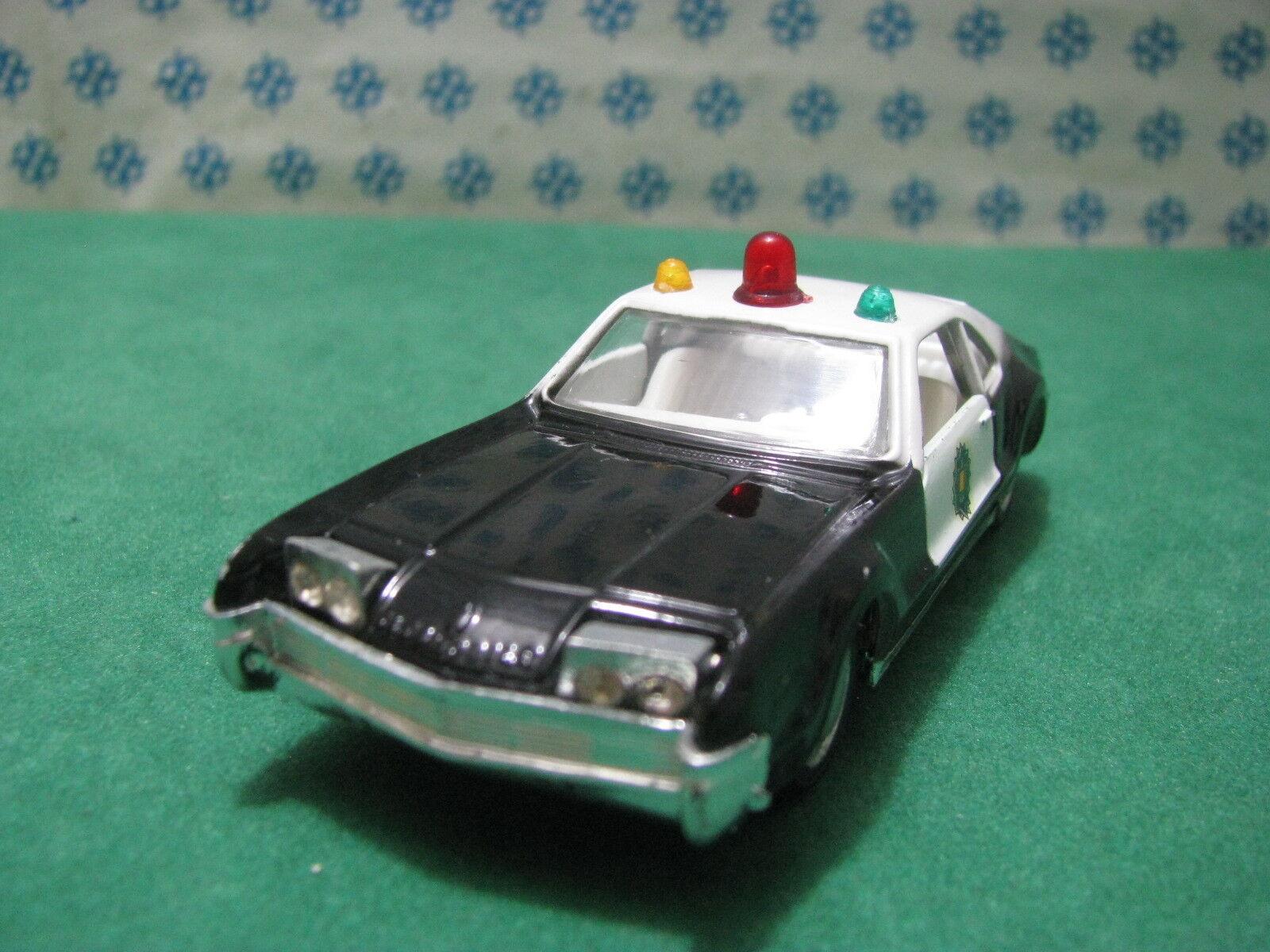 Oldsmobile Toronado Vintage-Policia - 1 43 auto-Andrés