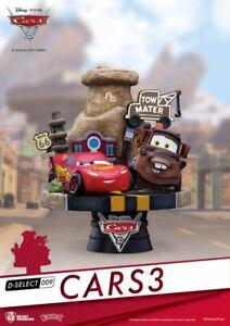 Cars-3-D-Select-PVC-Diorama-13-cm-Beast-Kingdom-Toys