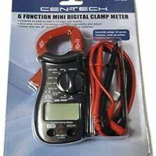 Cen Tech 96308 6 Function Digital Clamp Meter