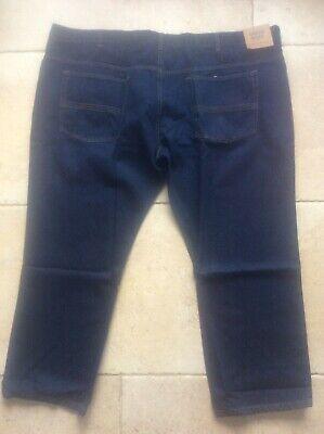 Mens Union Blues Straight Denim Jeans Jacamo