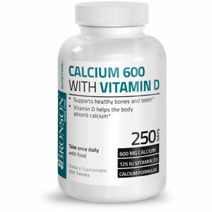Bronson-Calcium-600-with-Vitamin-D-250-Tablets