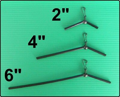 4 Inch 9 Black Helicopter Anti Tangle Carp Fishing Rig Booms