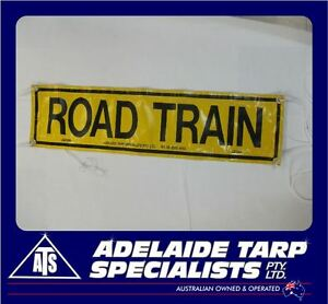 Retroreflective-PVC-Road-Train-Sign-GST-Inclusive