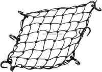 Adjustable Cargo Net Sportster,fat Boy,dyna & Springer