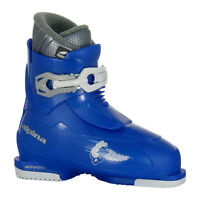 Alpina Zoom Toddler And Kid's Ski Boots 2012 White Black Pink Blue