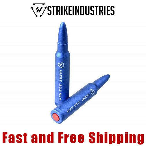 Strike Industries 223//556  6061 T6 RSO training 2-Pack Practice Safety