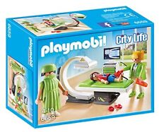 PLAYMOBIL City Life X-ray Room Playset 6659