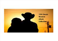 Classic Westerns Ebook Collection Kindle, iPad, Kobo, Nook, eReader + EXTRAS