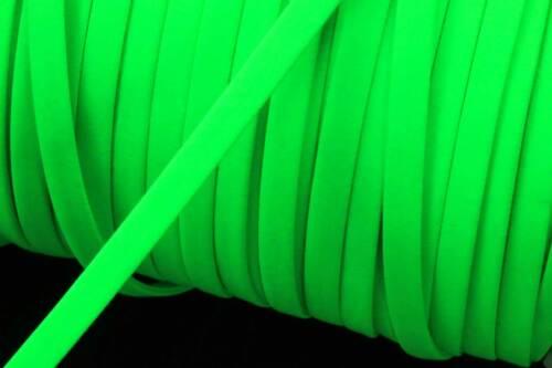 KLB-9 INWARIA Kunstlederband 5mm 1//5m Neon Farben Dekoband Band Zierband