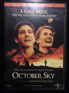 October Sky DVD Joe Johnston(DIR) 1999