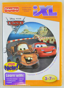 iXL-Disney-Cars-2-Game-by-Fisher-Price-3-Exciting-Games-3-7-years