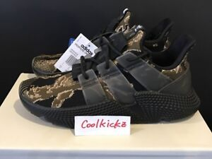 SHIP NOW Undefeated x Adidas Prophere Tiger Camo 4-13 Black Olive ... 09ef2ebc0