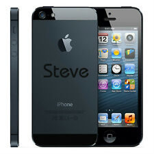 Personalised Name Phone iPhone 5 6 Tablet Sticker iPod HTC Name Decal