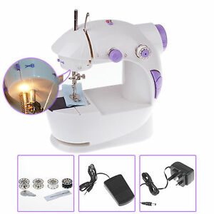 battery powered sewing machine