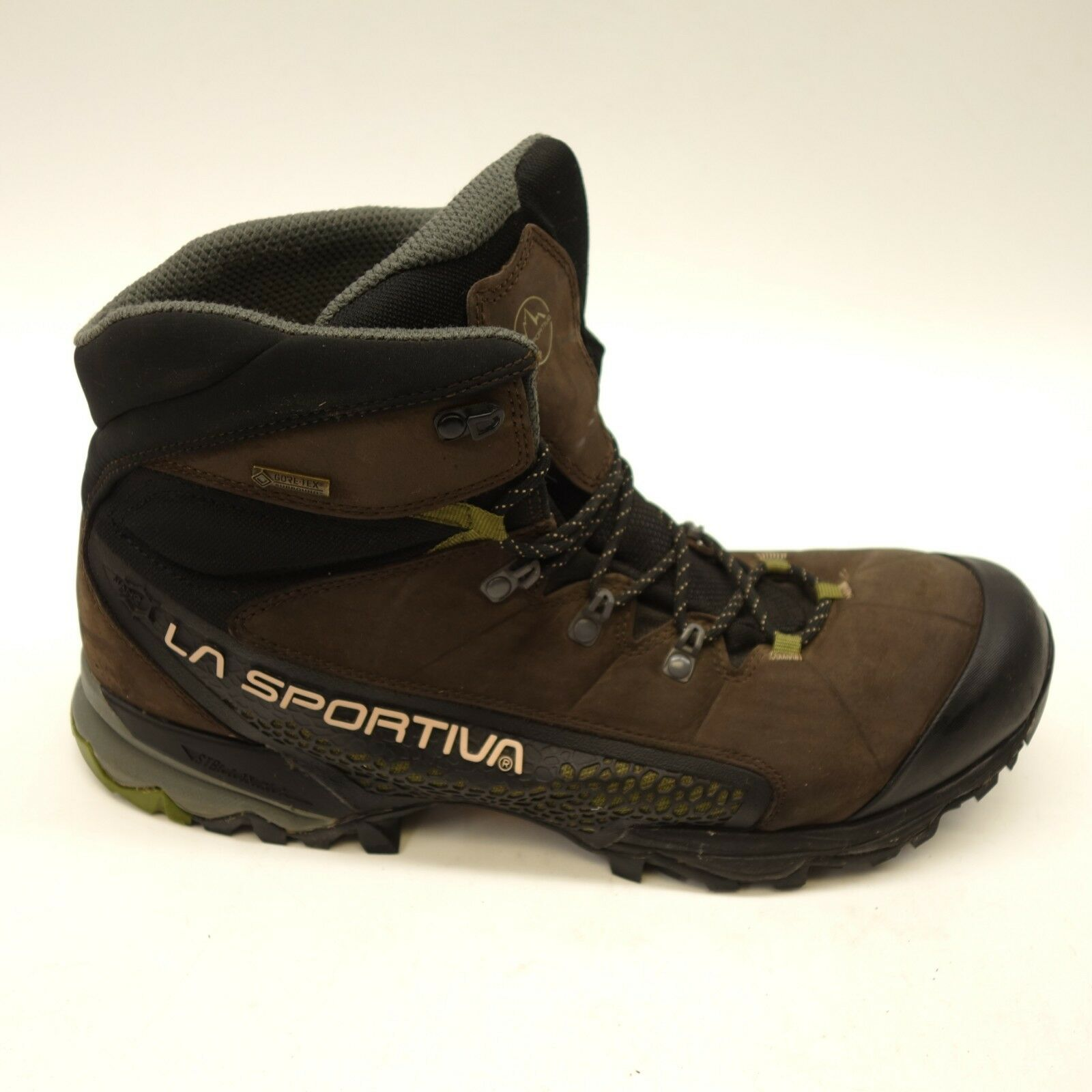 low priced 4d70f 62924 La Sportiva Mens Nucleo High GTX WP Athletic Hiking Stiefel Stiefel Stiefel  Größe US 13 EU 47 373d15