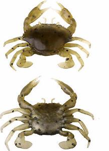 Savage Gear 3D MANIC CRAB Kunstköder Krabbe Top Meeresköder 2,5cm Dorsch Hochsee