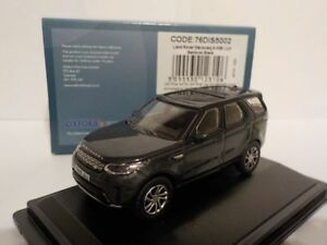 Land-Rover-Discovery-5-Black-Model-Cars-Oxford-Diecast-1-76