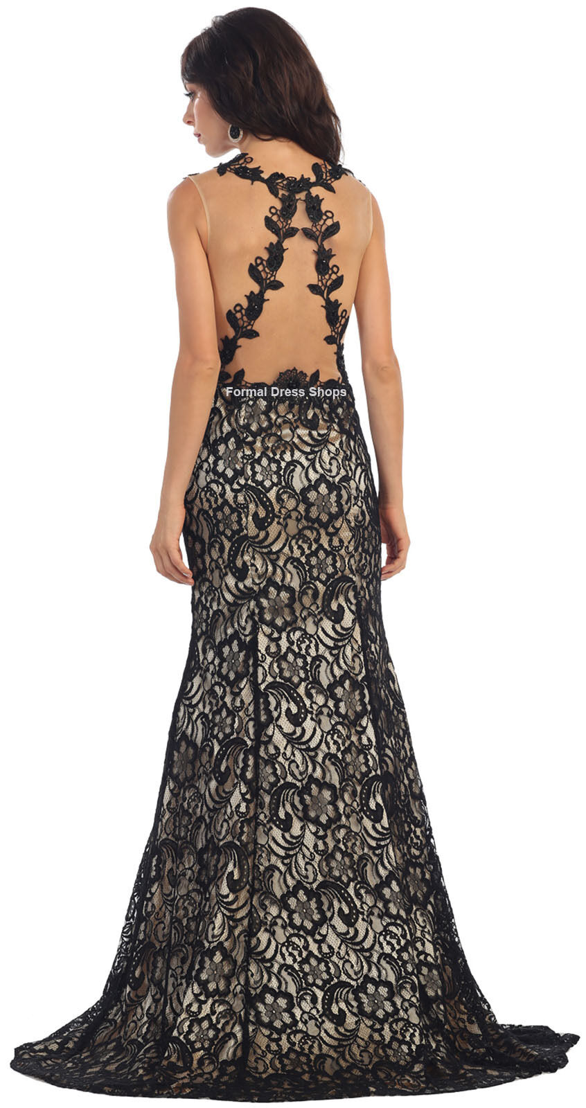 SALE ! NEW FORMAL FITTED EVENING GALA GOWN UNDER $100 ...
