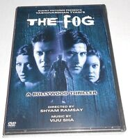 The Fog (dvd, 2005) (image Entertainment) (brand New), Hindi, Bollywood