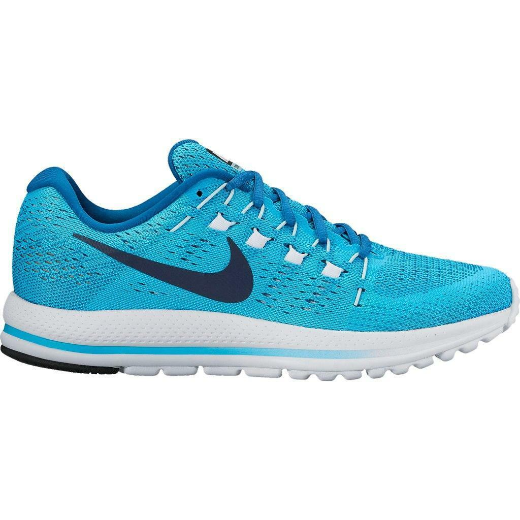Para hombres Azul Nike Air Zoom Vomero 12 Azul hombres cloro que ejecutan entrenadores 863762 402 4c1e8c