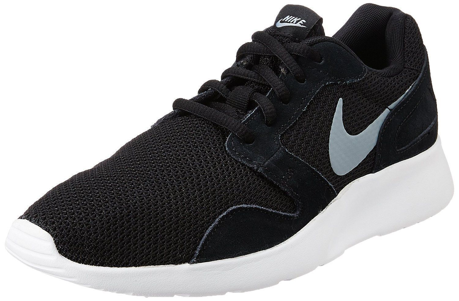 NIKE KAISHI DRS LOW SNEAKERS SHOES BLACK WHITE 654473-010 SIZE 12 NEW