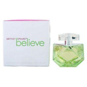 Detalles de Perfume Mujer Believe Britney Spears EDP
