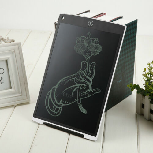 """12/"""" Inch LCD Writing Board Paperless LCD Writing Tablet Office School Drawing"""