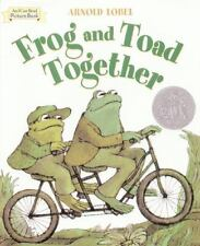 FROG AND TOAD TOGETHER [9780694012985] - ARNOLD LOBEL (HARDCOVER) NEW