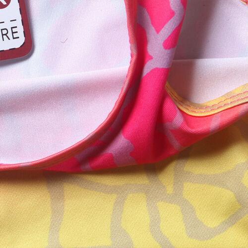 Girls Kids Mermaid Tail Swimmable Bikini Swimming Swimsuit Bathing Beachwear UK