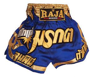 Short-boxeo-tailandes-Muay-Thai-RAJA-boxing-saten-azul-todos-los-tamanos