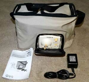 Medela Advanced Personal Double Breastpump Tote W Built In