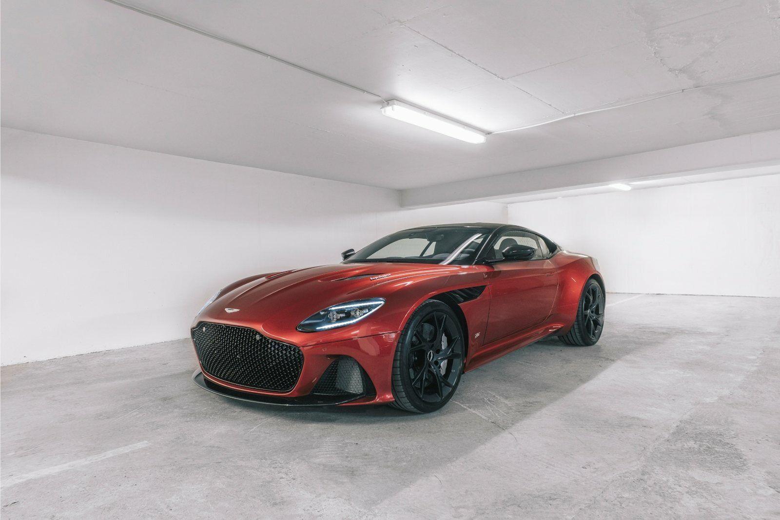 Aston Martin DBS 5,2 Superleggera aut. 2d