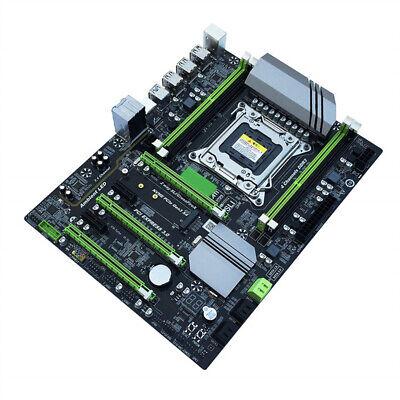 Details about  Motherboard X79 Turbo LGA2011 ATX USB2.0 SATA3 Processor PCI-E NVME M.2 SSD