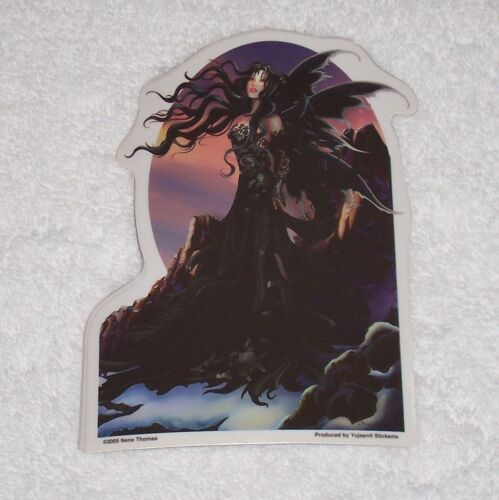 Automotive Decal Sticker Nene Thomas Aria Gothic Goddess