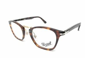 a30896b2197 NEW ORIGINAL PERSOL 3109-V 24 TYPEWRITER EDITION Havana Frame 47mm ...
