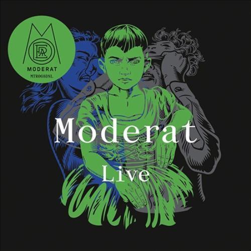 MODERAT - LIVE [DIGIPAK] * NEW CD