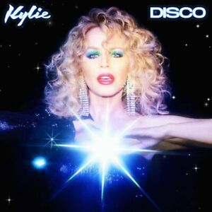 Kylie Minogue - DISCO [CD] (WITH FREE UK EXCLUSIVE SIGNED PRINT) SENT SAMEDAY*