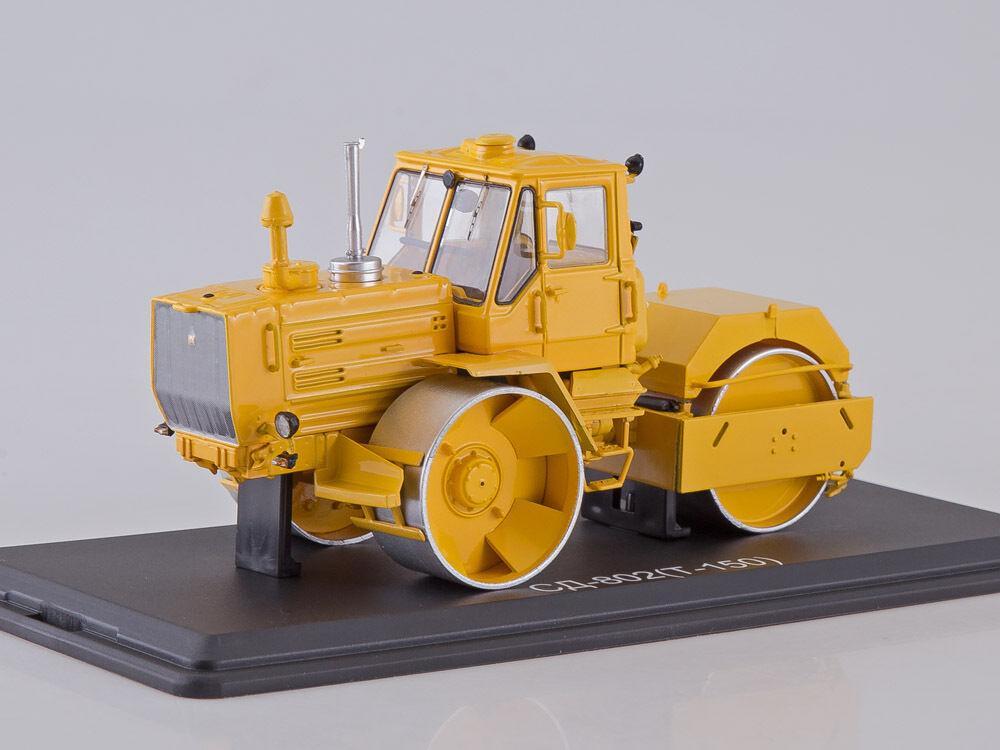 SD 802 (K-150) Asphalt Roller SSM 8016 1 43