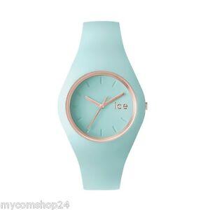 Ice-Watch-Glam-Pastel-Aqua-Armbanduhr-Unisex-ICE-GL-AQ-U-S-14-NEU-OVP