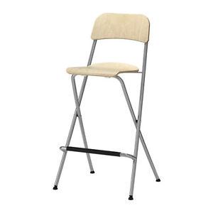 Ikea Tabourets De Bar Franklin Chaise De Bar Tabouret Hauteur D