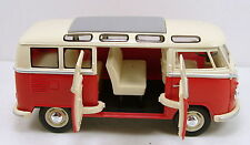 VW VOLKSWAGEN BUS 1:24 Scale Diecast Car Model Die Cast Models Samba Camper