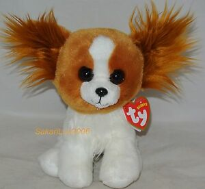 2017-Ty-Beanie-Baby-BARKS-the-Dog-6-034-IN-HAND