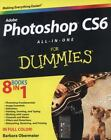Photoshop Cs6 All-in-One for Dummies® by Barbara Obermeier (2012, Paperback)