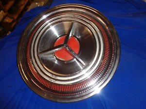 1961,1963,1962 oldsmobile mercedes hubcap spinner a 1955,1956,1957,1950 mercury